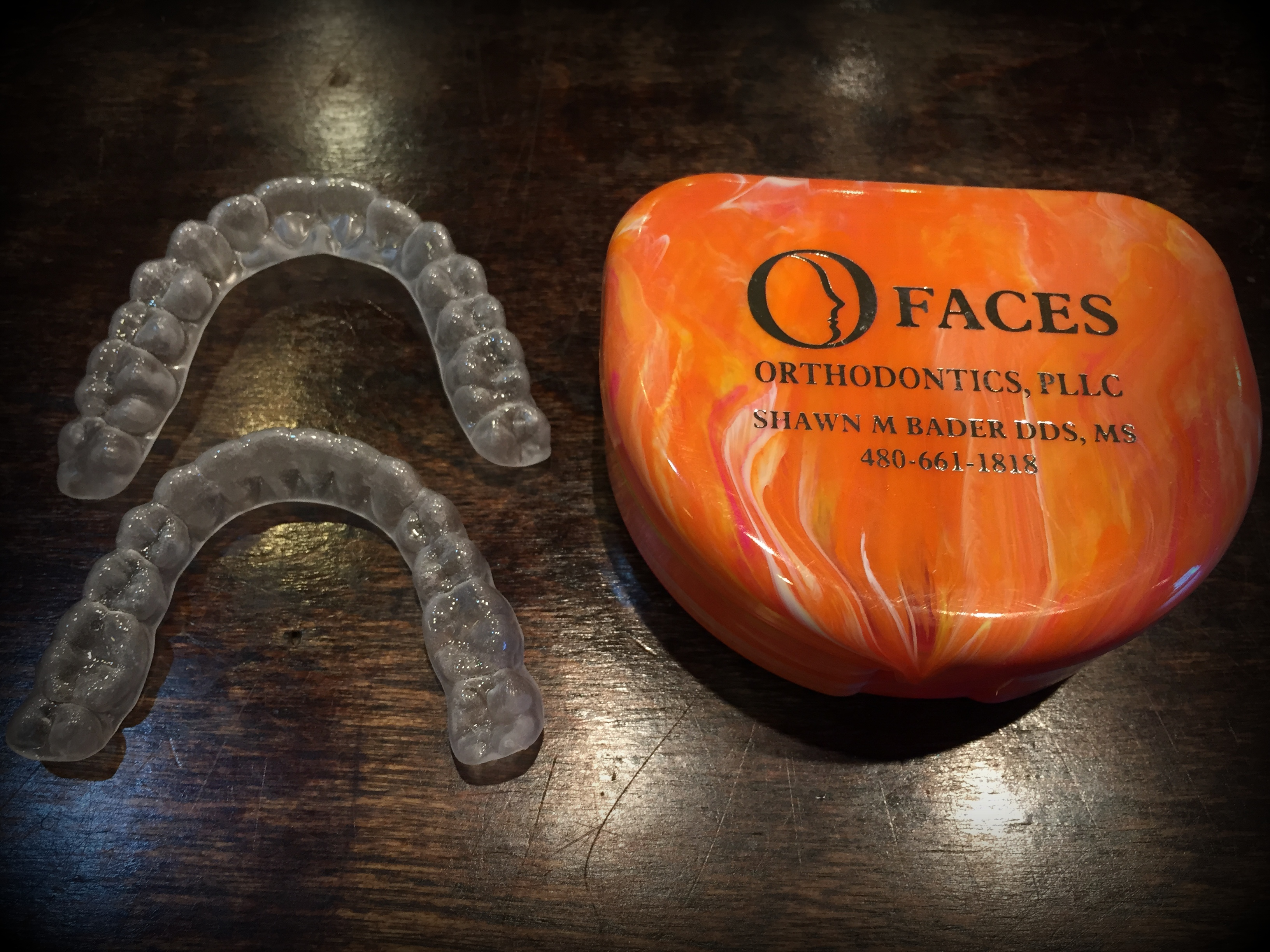 Clear retainers for post-orthodontic treatment