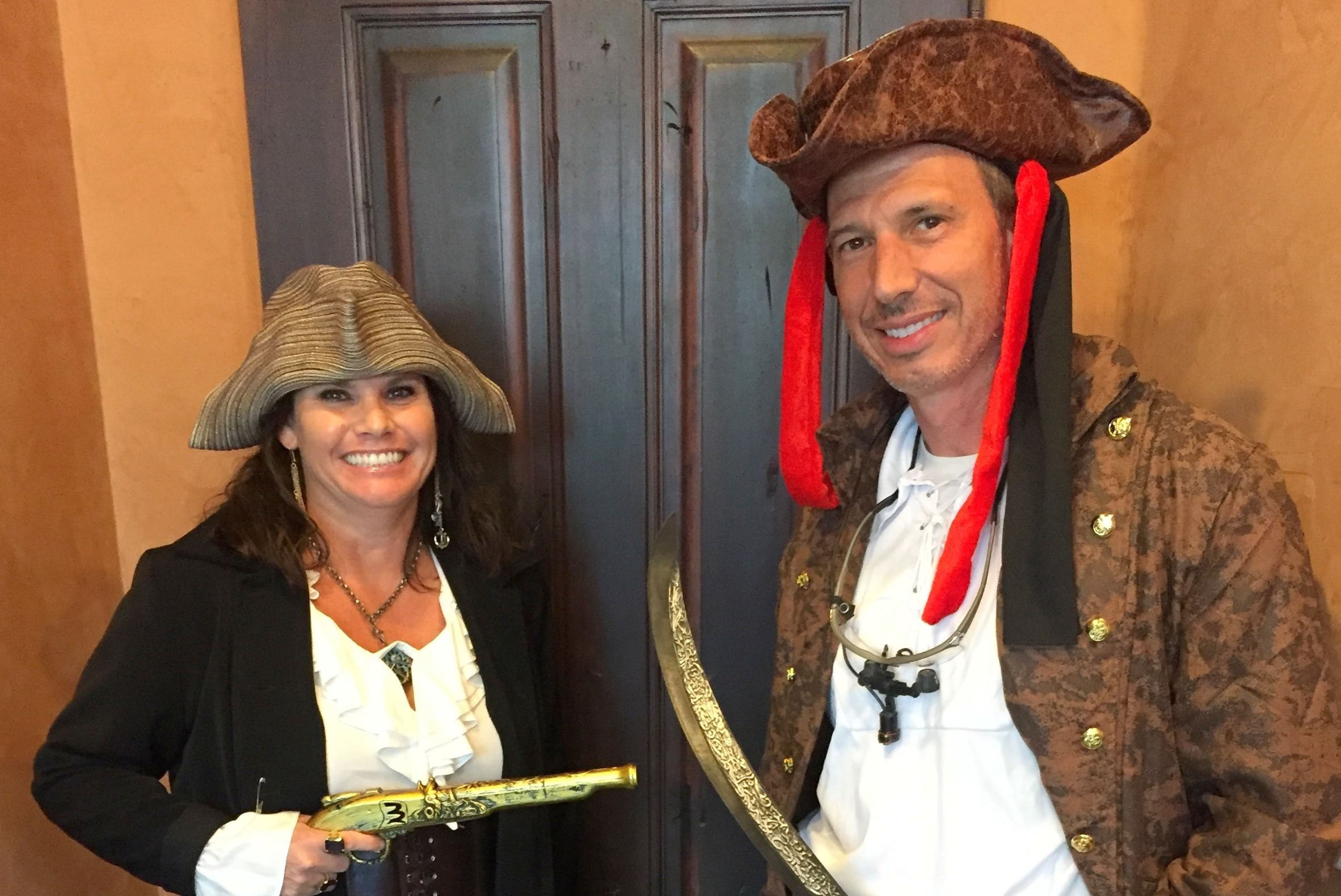 Pirate Day Scottsdale Orthodontist