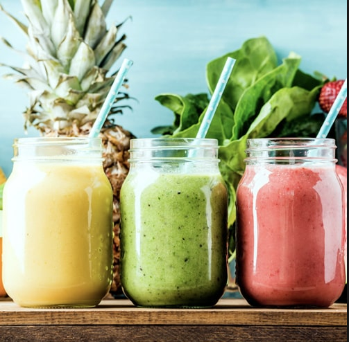Smoothies for Braces at Faces Orthodontics